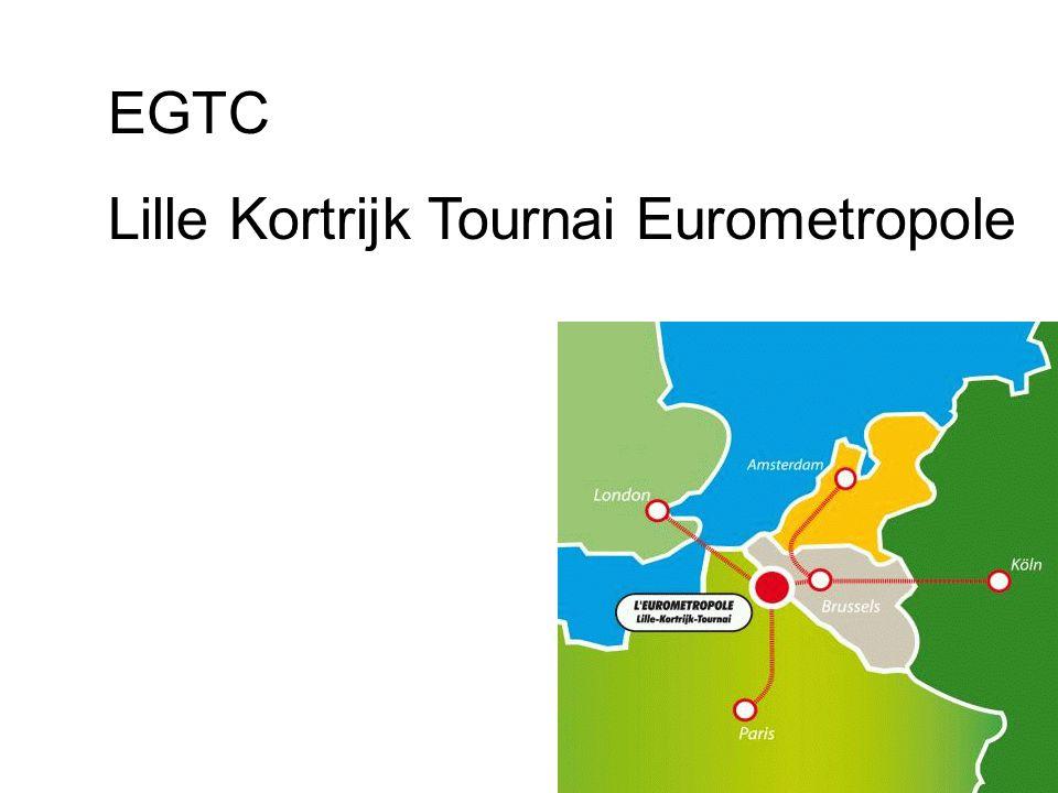 EGTC Lille Kortrijk Tournai Eurometropole