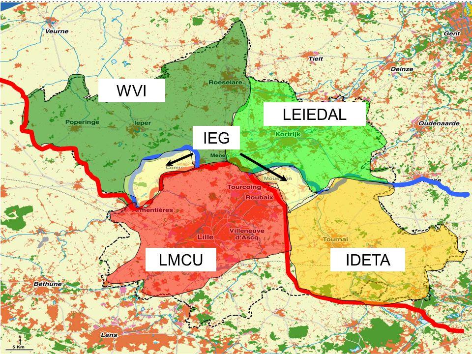 Incomes 50 % France50 % Belgium LMCU : 25%Belgium FL : 21,43 % Région : 10%Belgium W : 21,43 % Département : 10% State F : 5 %State B : 7,140 %