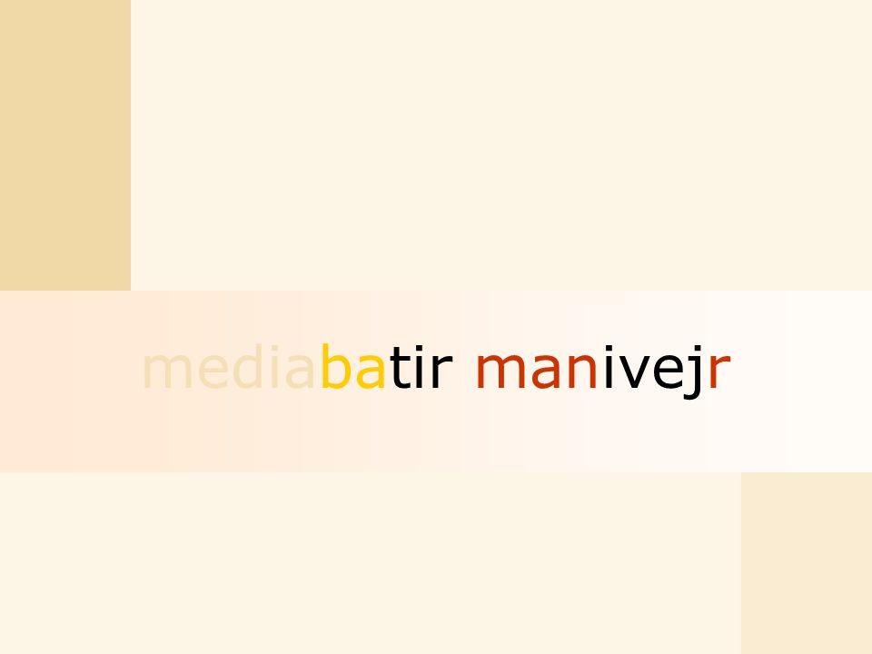 mediabatir manivejr