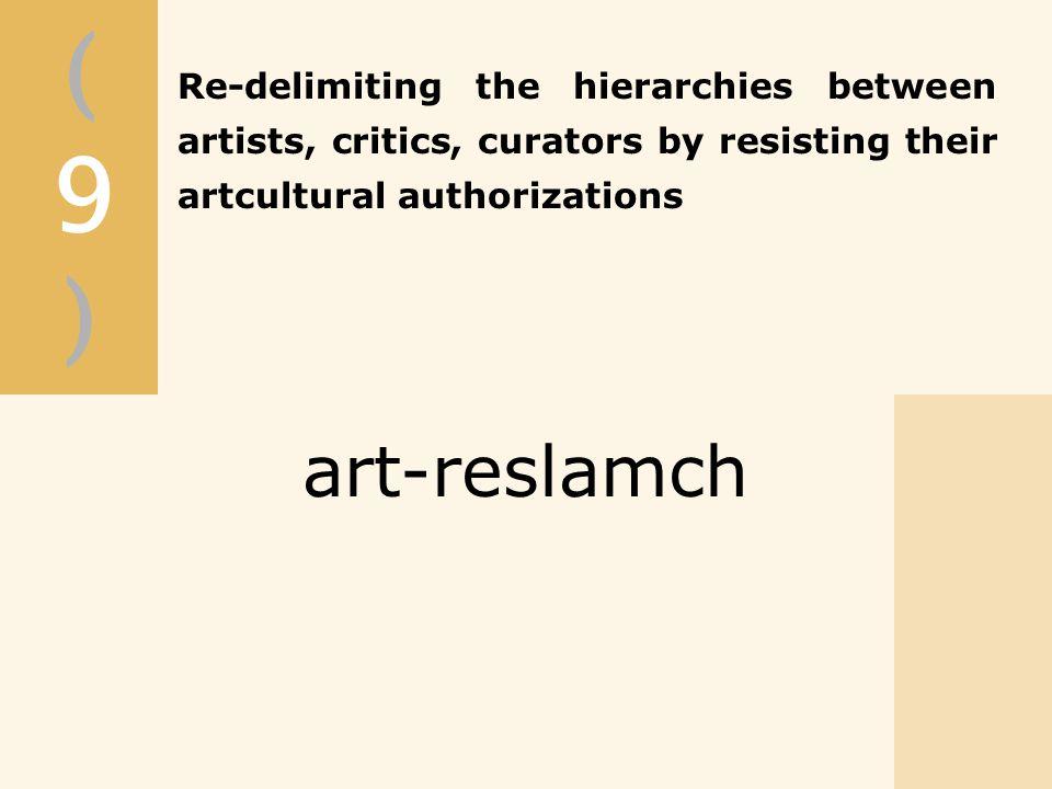 (9)(9) art-reslamch