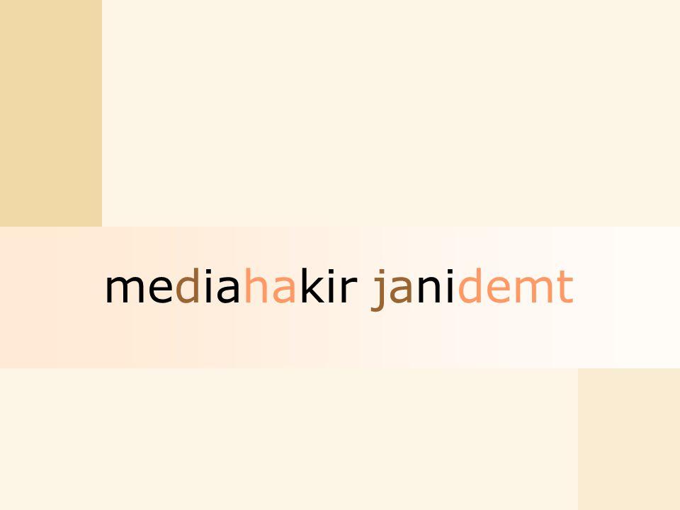 mediahakir janidemt