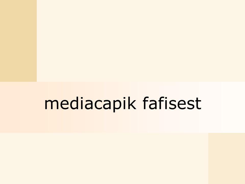 mediacapik fafisest