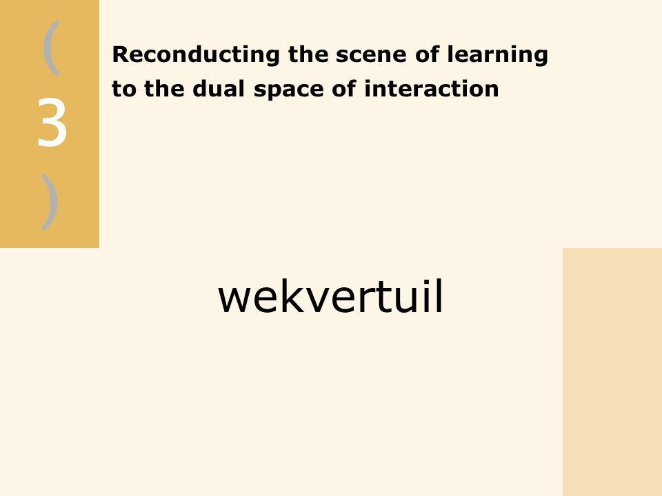 (3)(3) wekvertuil
