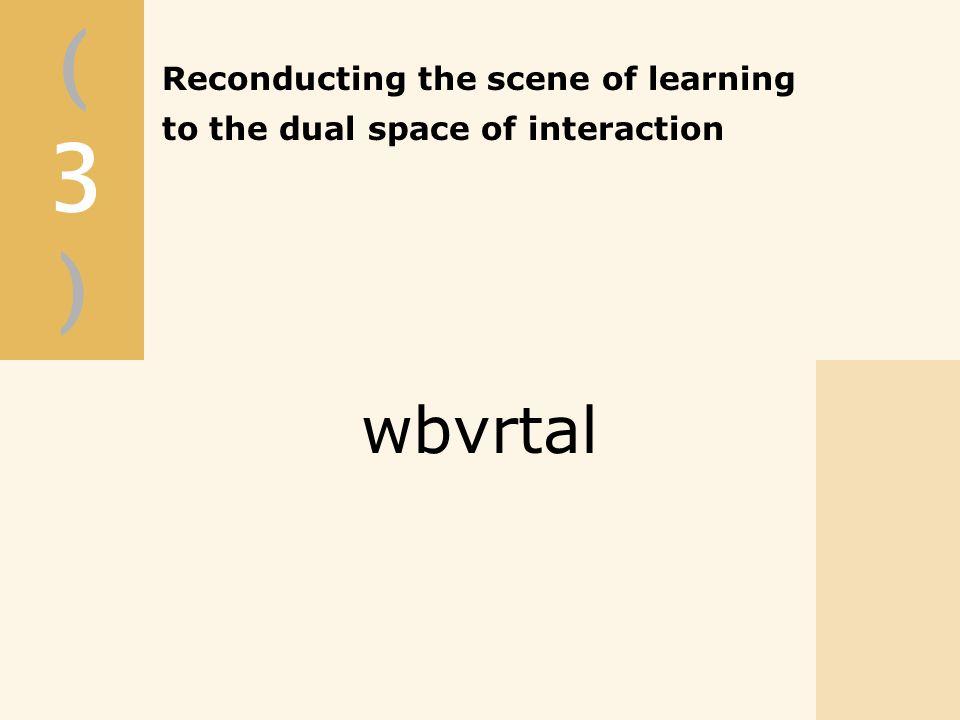 (3)(3) wbvrtal