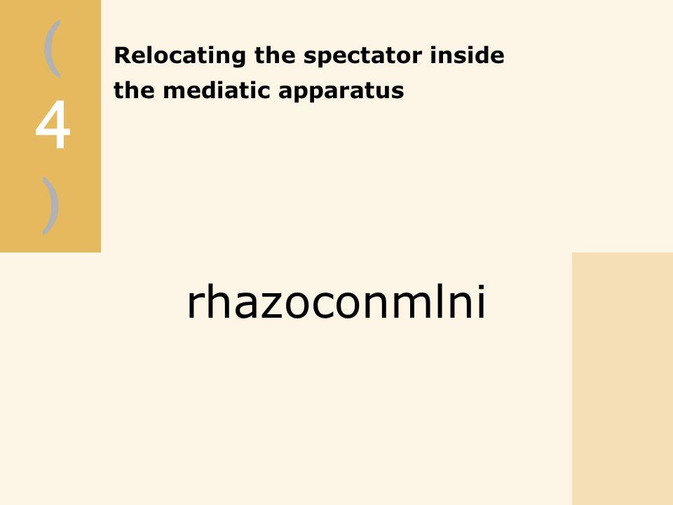 (4)(4) rhazoconmlni