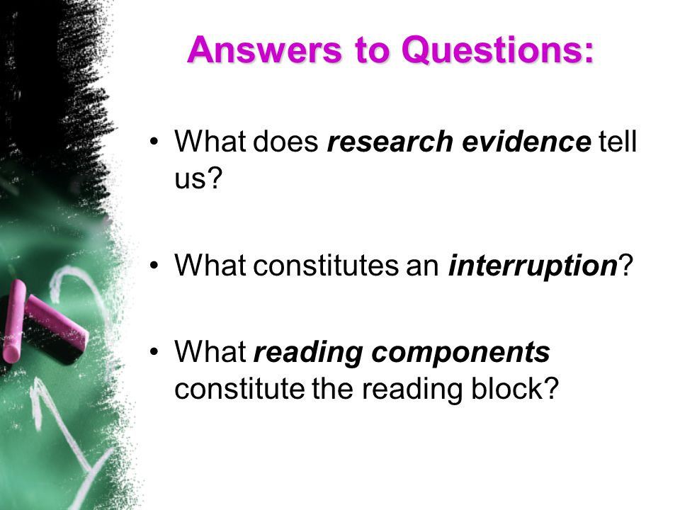 Which language arts components are linked to reading instruction.