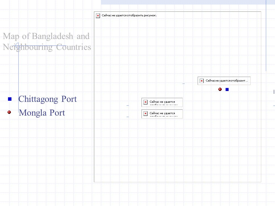 Indian Ocean Destinations Chittagong Port Mongla Port Map of Bangladesh and Neighbouring Countries