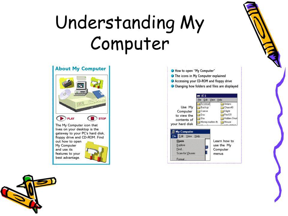 Understanding My Computer
