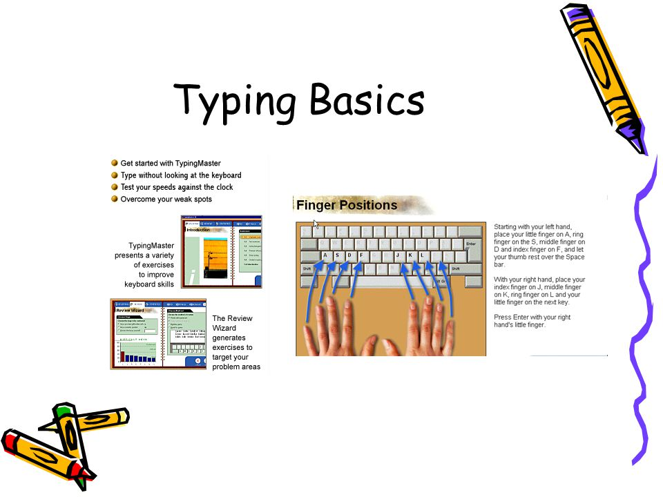 Typing Basics