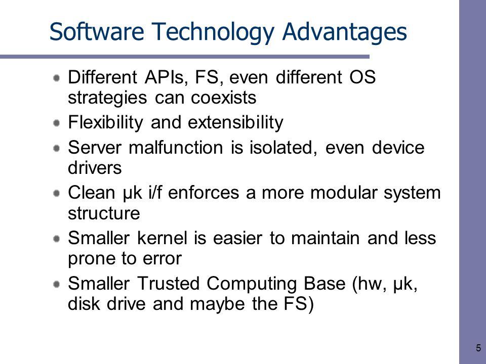 16 Extensibility Performance E.g.