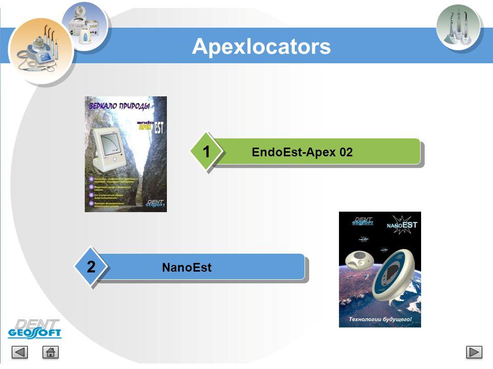 EndoEst-Apex 02 1 NanoEst 2 Apexlocators