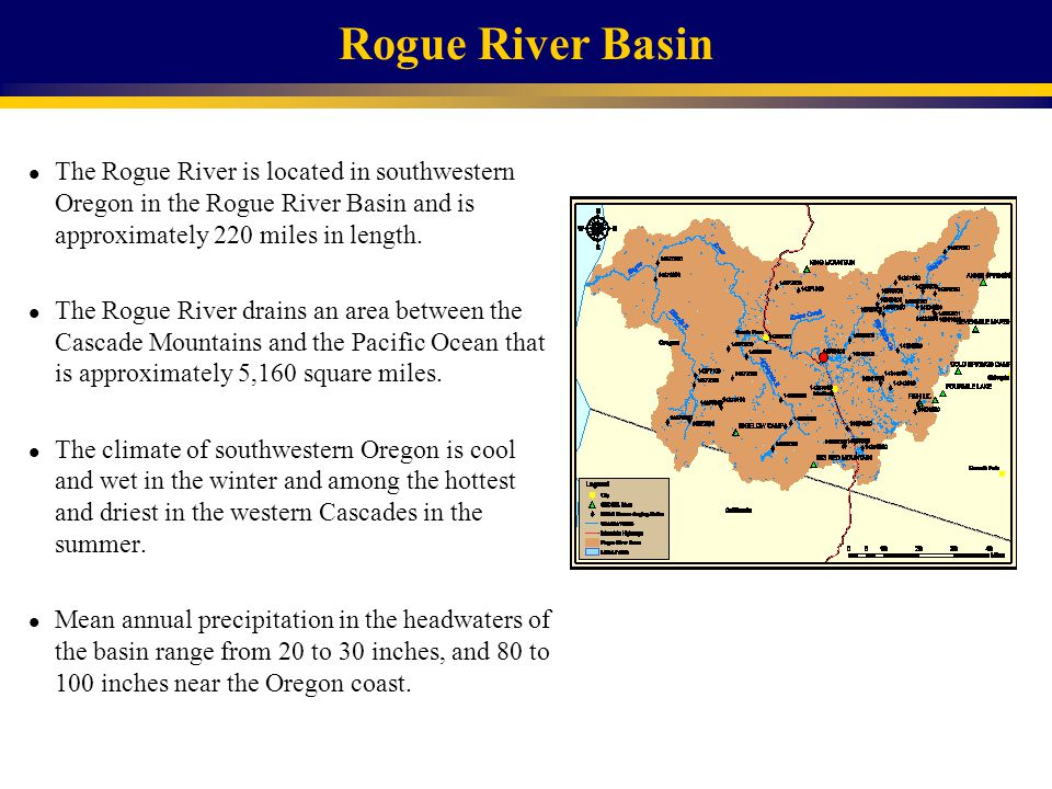 ICA climate predictor selection for the Rogue River Basin New predictors have strong correlation with spring runoff ICA procedure found 9 new predictors to include in regression model