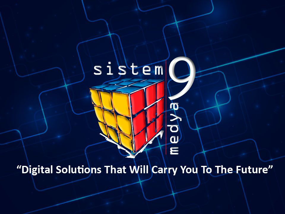 Sistem 9 Medya is one of the first corporations who brought Digital Signage technology to our country, and has the most extensive, reliable and functianal digital signage network.