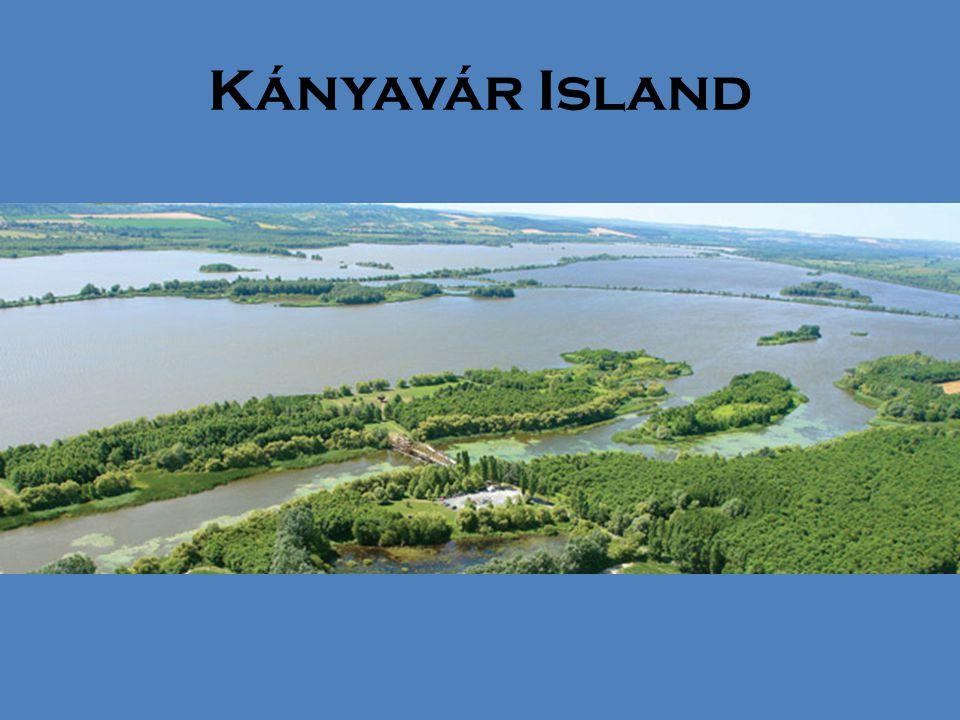 Kányavár Island