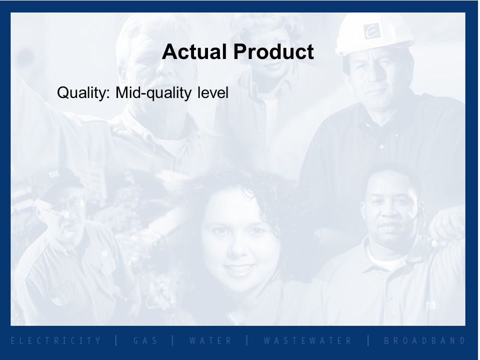 Grading Criteria 7 unmet needs: 5 points Core product: 1 point –benefit Actual product: 2 points –Quality, Design, Feature, Brand name, Package Augmented product: 2 points Total: 10 points