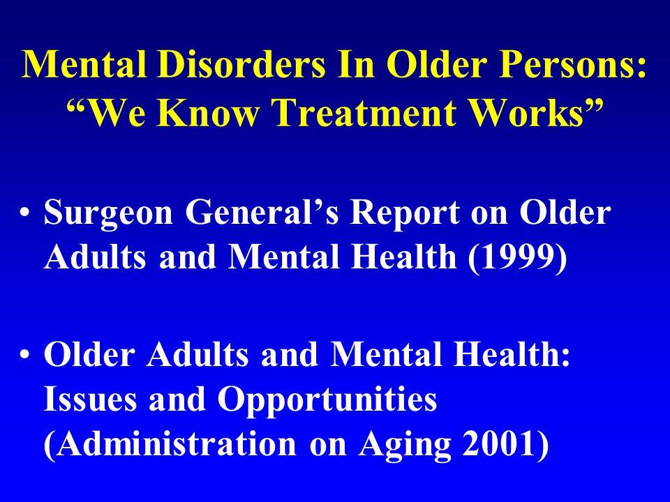 Effectiveness of Extrinsic Mental Health Service Models On Nursing Staff Functioning: Uncontrolled, Descriptive Studies