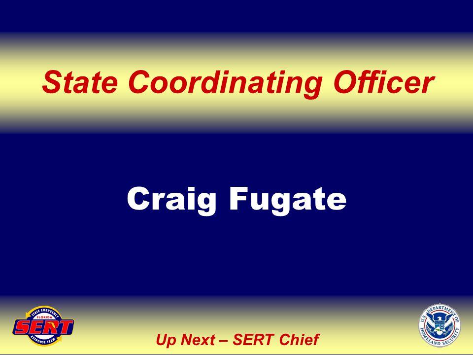 ESF 16 Law Enforcement Up Next – ESF 17