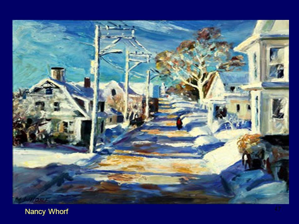 47 Nancy Whorf