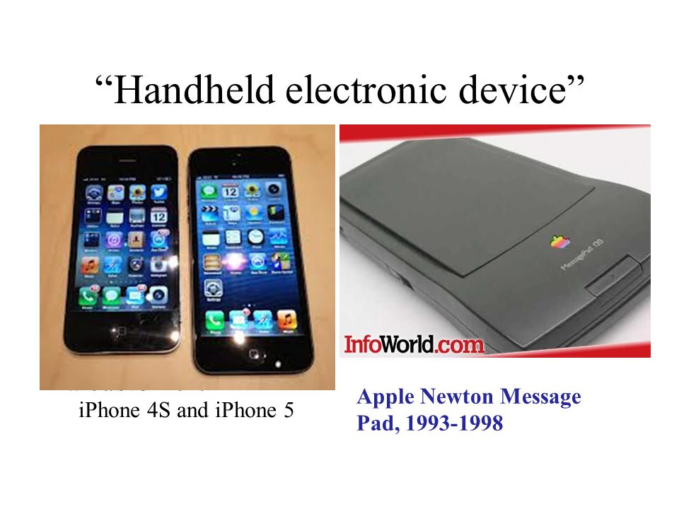 """Handheld electronic device"" Timely? Durable? Attractive? Grounded in a product or service that delivers value to a customer? Apple Newton Message Pad"