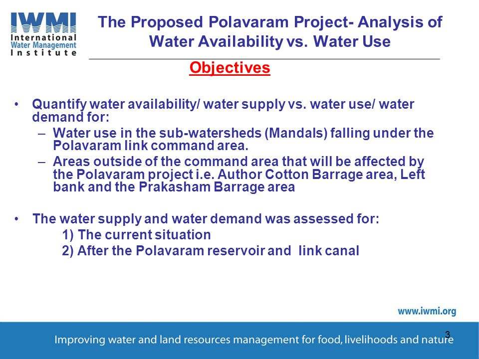 4 WEAP - Water Evaluation And Planning system Stockholm Environment Institute U.S.