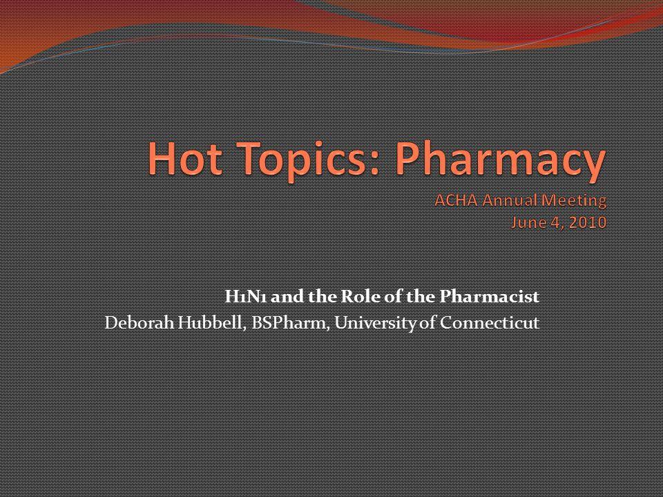 Identifying Unmet Health Service Needs Alternative Prescription Service Models i.
