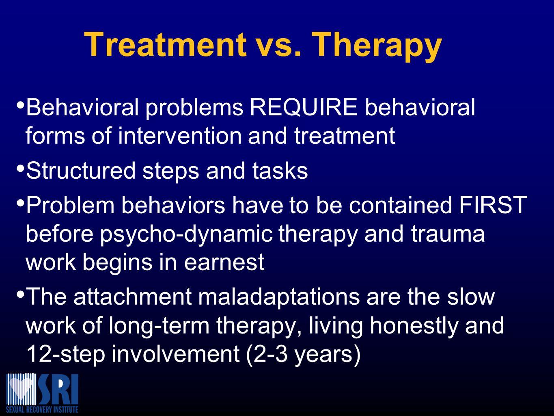Treatment vs.