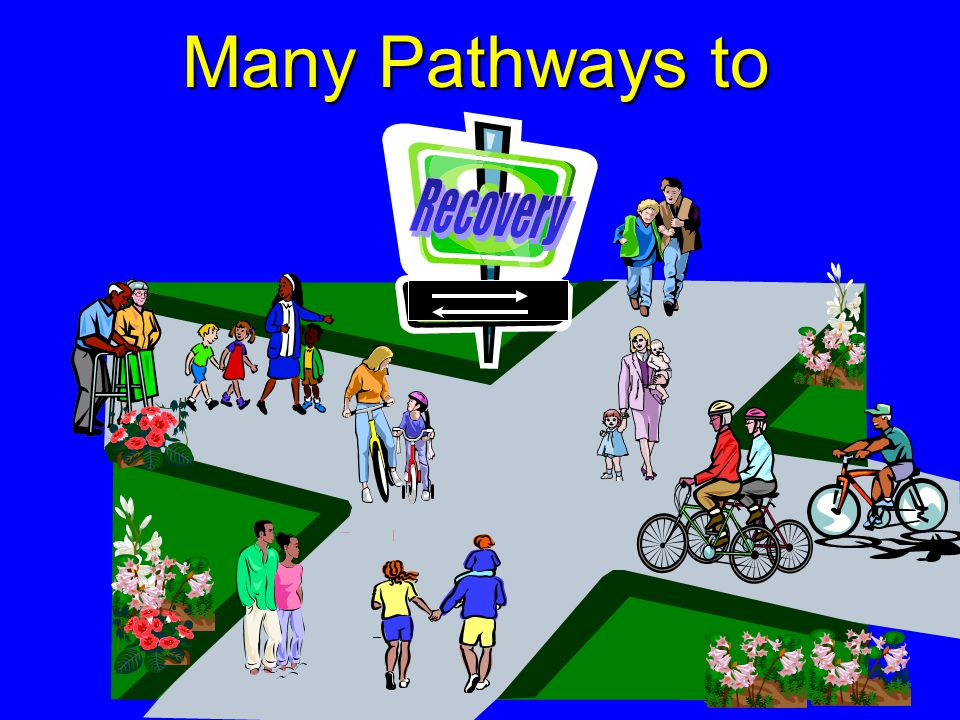 Many Pathways to