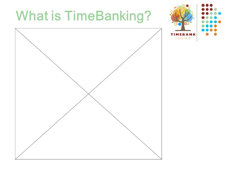 What is TimeBanking?