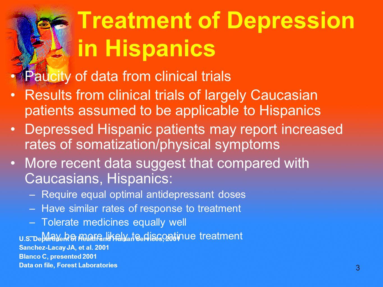 3 U.S.Department of Health and Human Services, 2001 Sanchez-Lacay JA, et al.