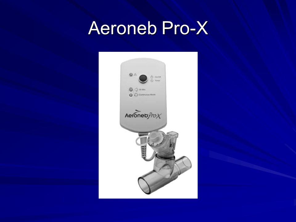 Aeroneb Pro-X