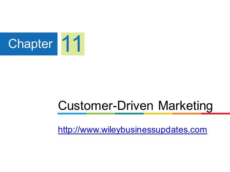 Standardization- offering the same marketing mix in every market.