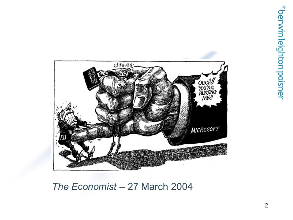 2 The Economist – 27 March 2004