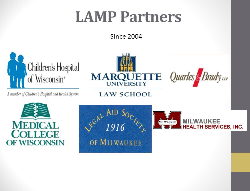 LAMP Partners Since 2004