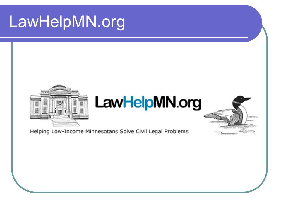 LawHelpMN.org