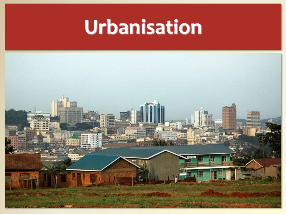Urbanisation 51