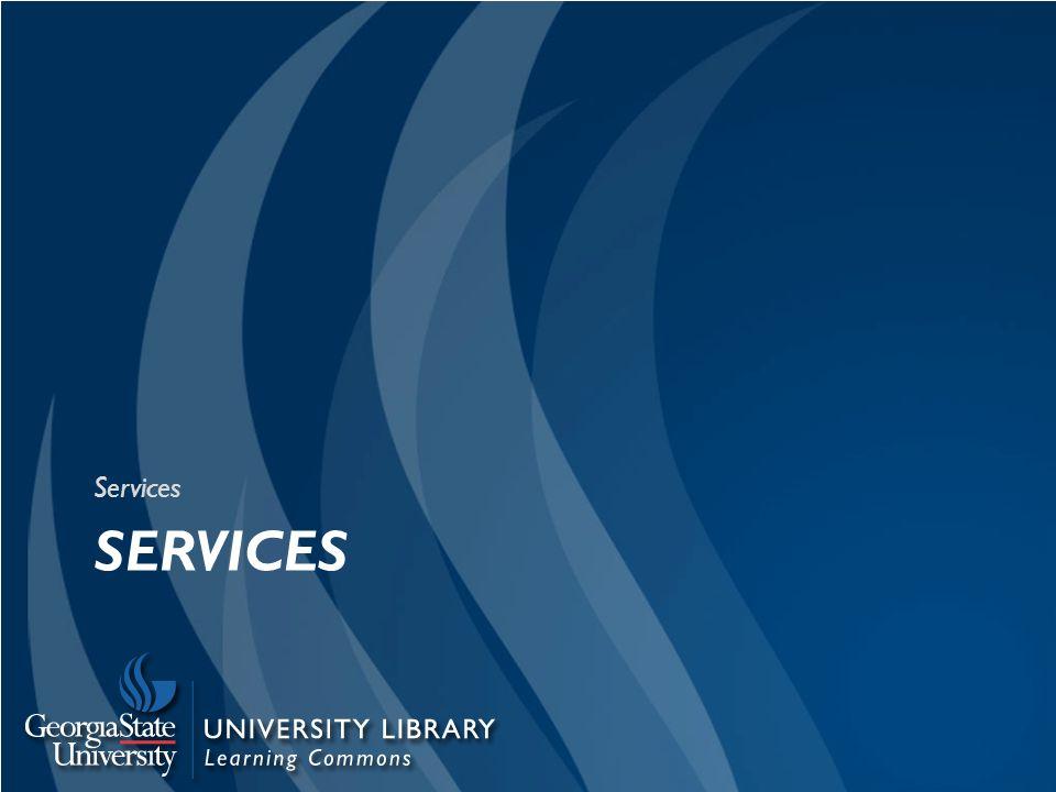 SERVICES Services