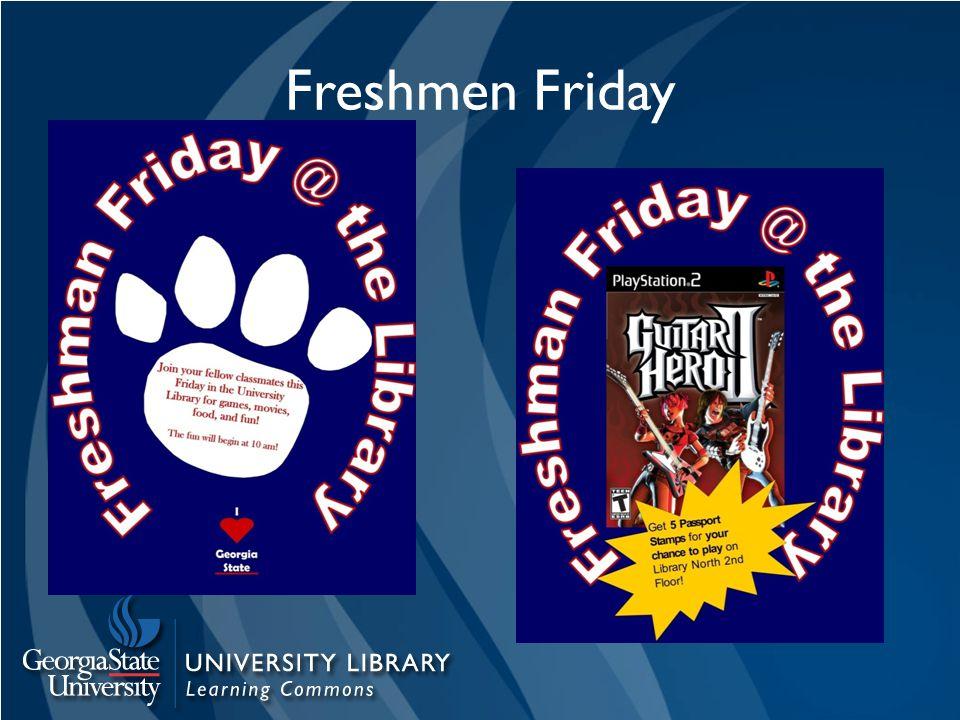 Freshmen Friday