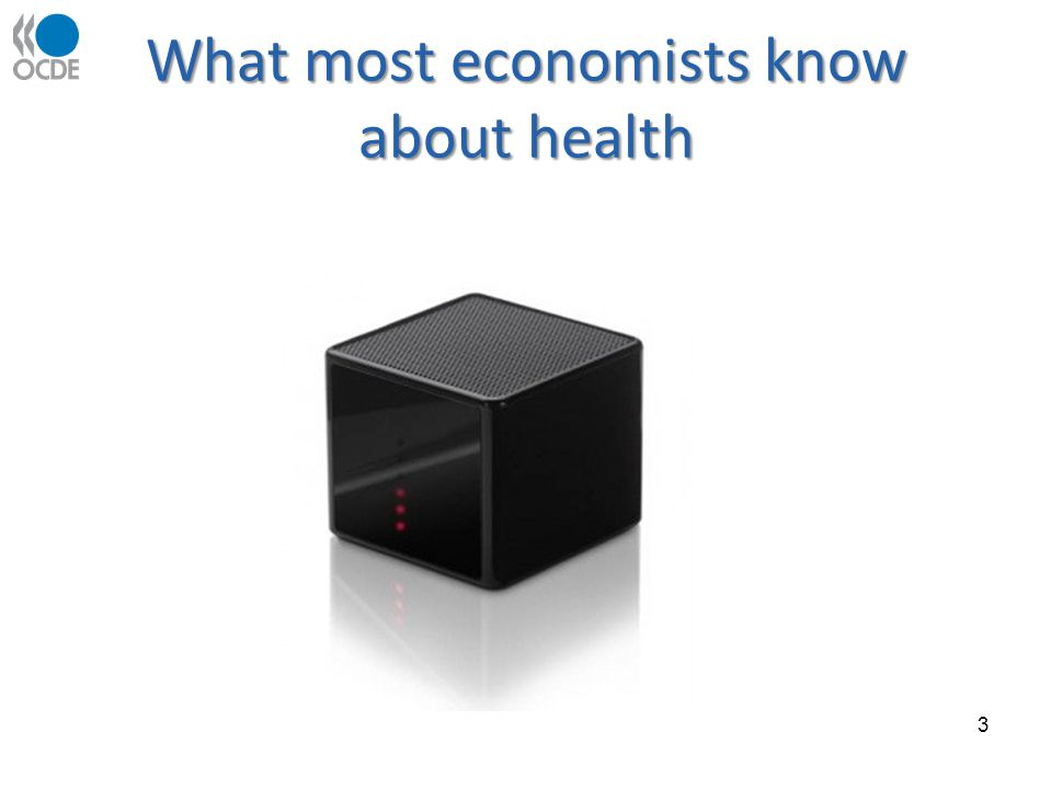 What most economists know about health 3