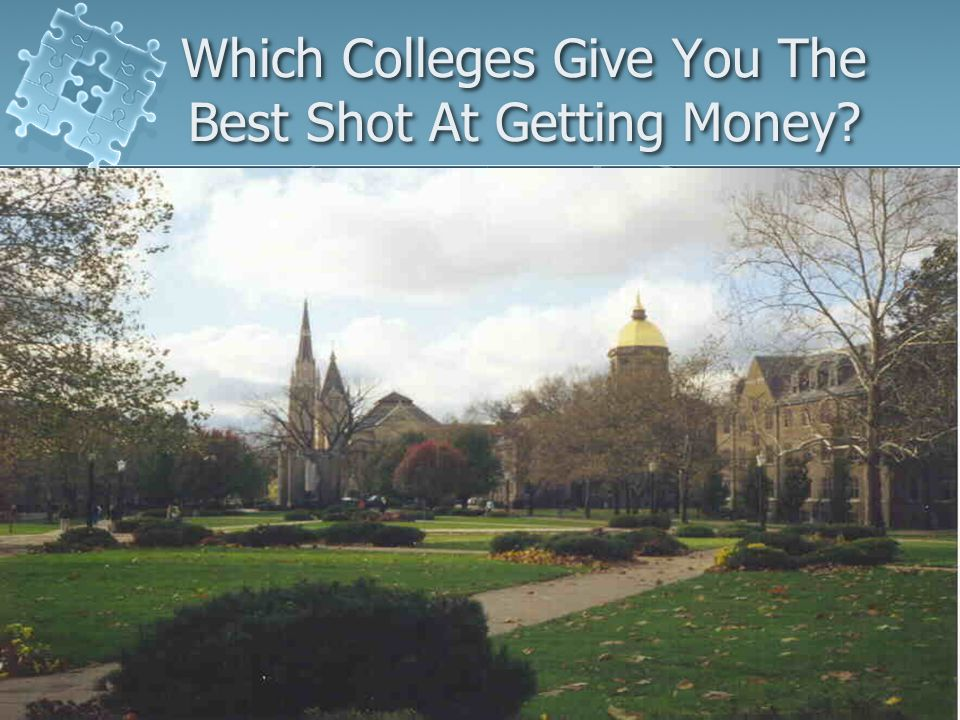 Which Colleges Give You The Best Shot At Getting Money?