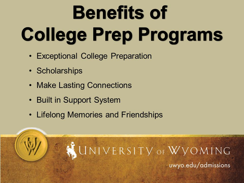 Exceptional College Preparation Scholarships Make Lasting Connections Built in Support System Lifelong Memories and Friendships