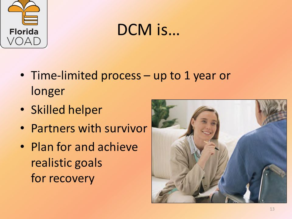 What is DCM.