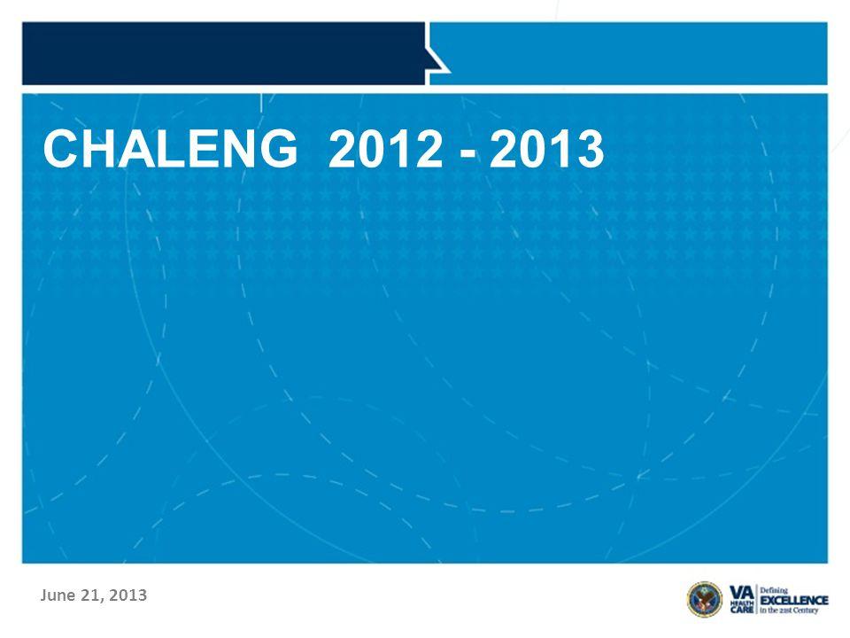 CHALENG 2012 - 2013 June 21, 2013