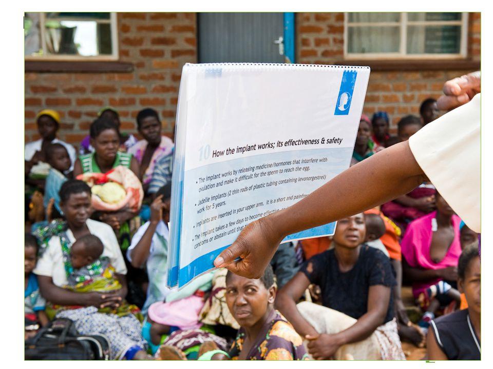 LARC Services Provided: Mali