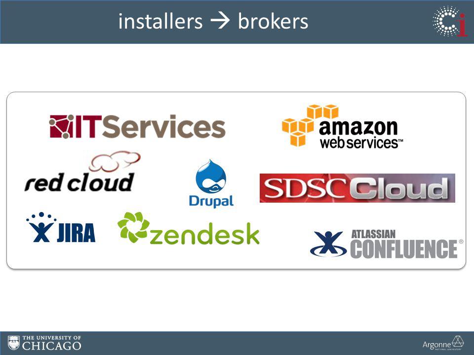 installers  brokers