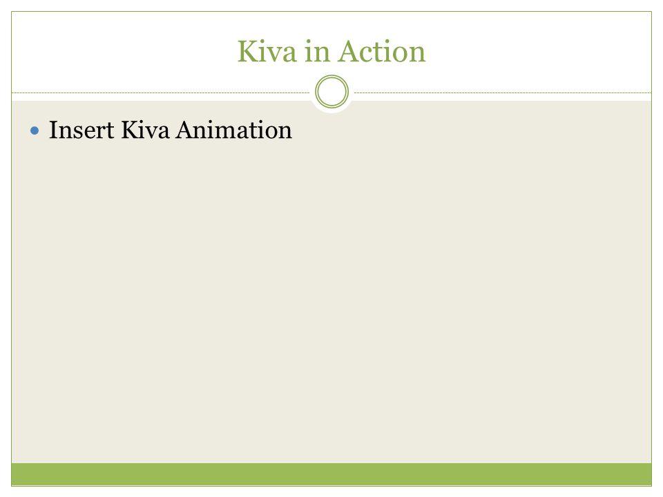 Kiva in Action Insert Kiva Animation