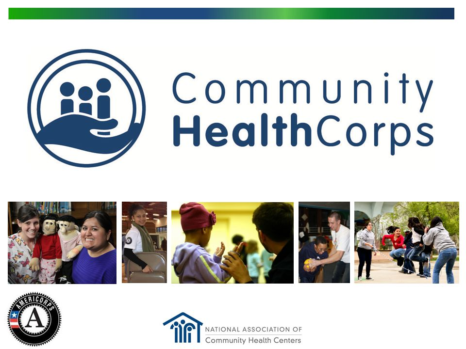 Community HealthCorps Relationship Map