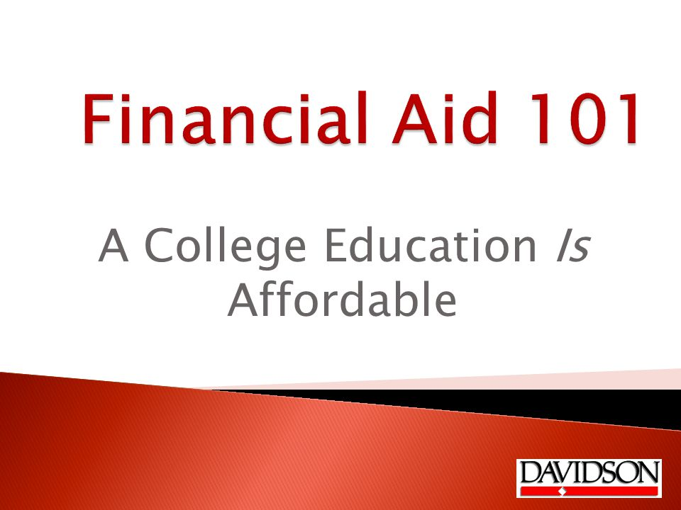 A College Education Is Affordable