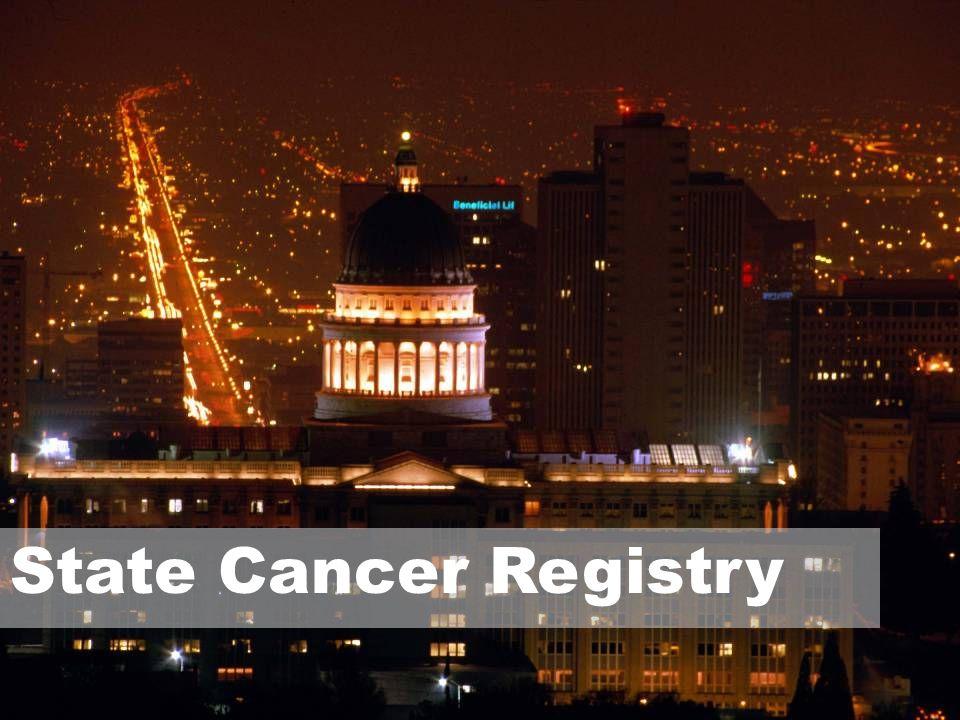 State Cancer Registry