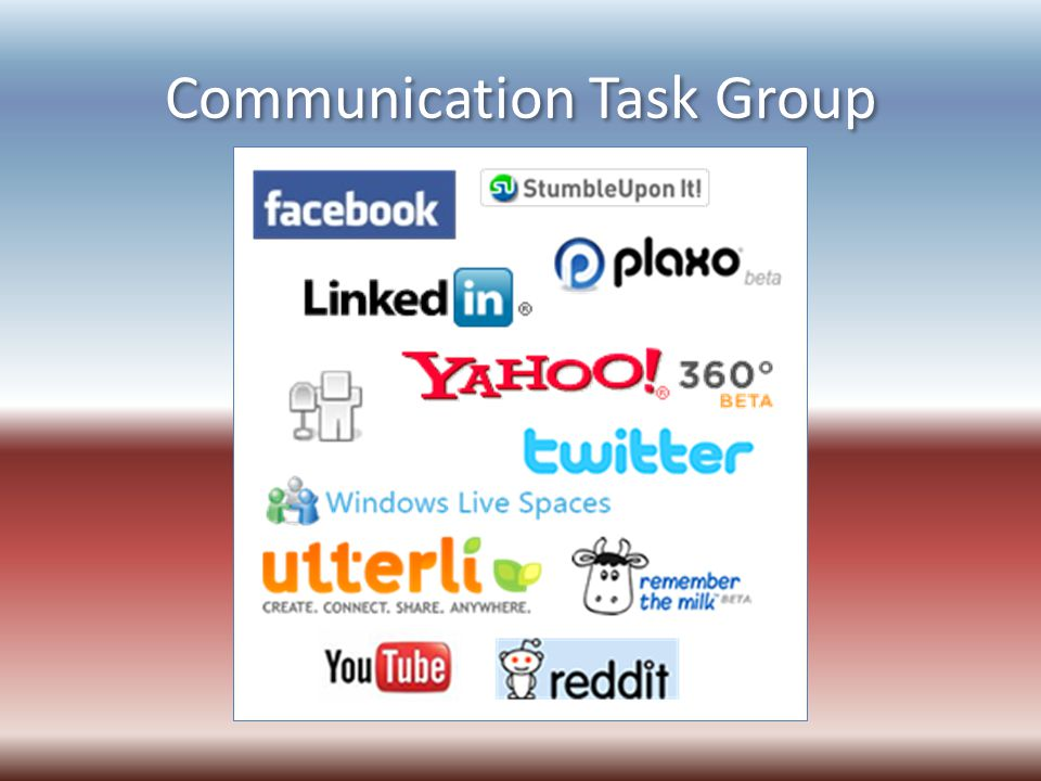 Communication Task Group