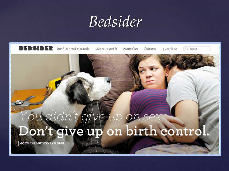 Bedsider